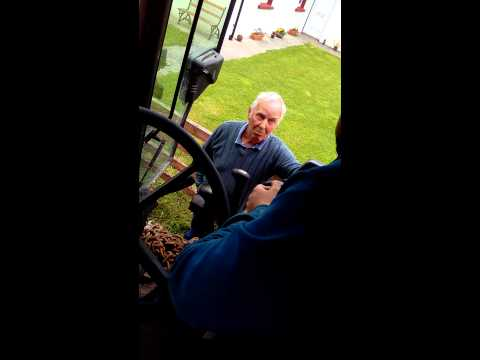 Tractor hater in Leitrim