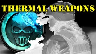 Thermal Weapons - RatedRR - The Breakdown: Ghost Recon Future Soldier