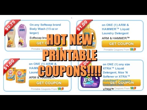 picture about Arm and Hammer Printable Coupons referred to as Scorching Refreshing Printable Discount coupons.Arm Hammer, Softsoap extra!