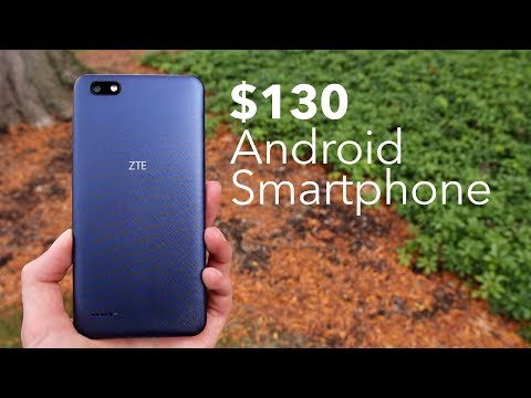 ZTE Blade Force Review - $130 Android Smartphone!