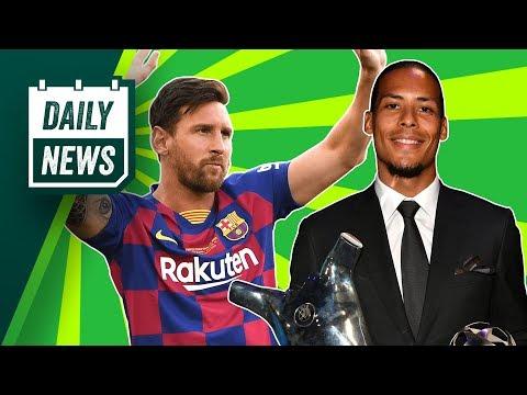 Van Dijk is the best player in Europe! ► Daily News
