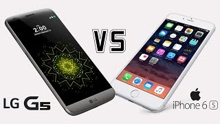 LG G5 vs iPhone 6S - Which Should You Buy?