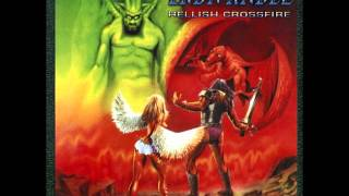 "Iron Angel ""The Metallian"" Album: Hellish Crossfire"