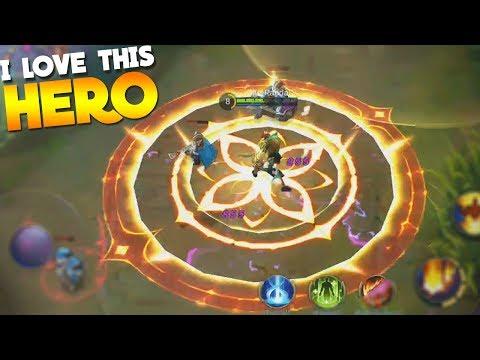 GATOT KACA GAMEPLAY! Mobile Legends New Hero Update