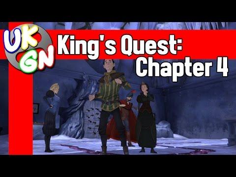 Kings Quest: Chapter 4 - All Achievements / Trophies Walkthrough