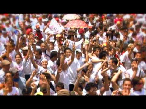Nicaragua Triunfara Cancion Oficial Campaña FSLN 2011