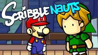Scribblenauts Unlimited #7: SUPER MARIO!