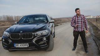 BMW X6 30d xDrive Test Drive | Review