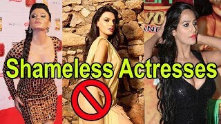 Top 5 Bold and Shameless Indian Actresses Caught In Prostitution - You Don't Know about