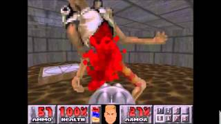 PSX Doom Lost Levels Pt 3: Betrying Downtown into the Industri…