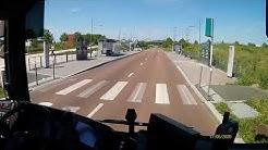 Bus 393 - Sucy Bonneuil - Thiais Carrefour de la Résistance