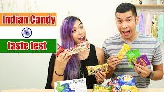 INDIAN CANDY TASTE TEST - Yum Box