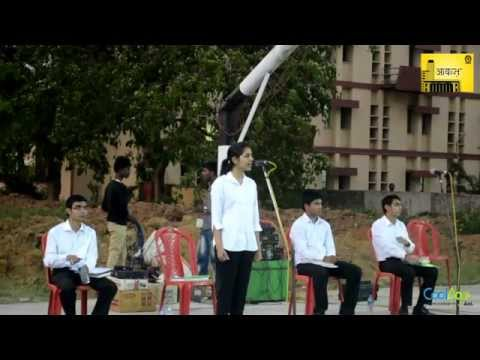 SOAP BOX Pragya Chandra ,General Secretary Social and Cultural