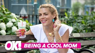 Back To School! Busy Philipps Confesses As To Her 'Cool Mom' Status