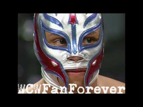 WCW Rey Mysterio Jr 2nd Theme(With Custom Tron)
