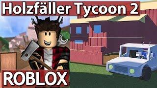 MEGA SÄGE & I BRENNE! Wooden jack tycoon 2 #02 | ROBLOX