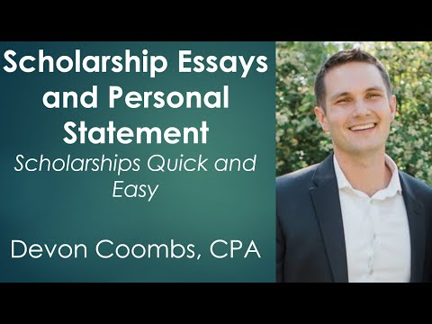 quick and easy no essay scholarships 10 quick and easy scholarships for students (no essays) written by travis henry june 8, 2017 scholarships are incredibly helpful for college students, but not all of them give you a chance to make quick money when you need it most.