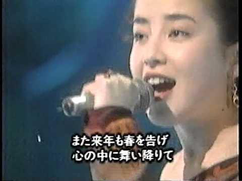 宮沢りえ「赤い花」1993