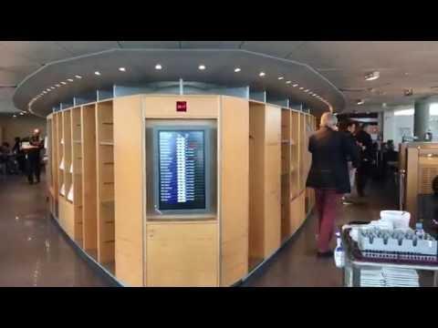 Lounge Air France - Charles de Gaulle