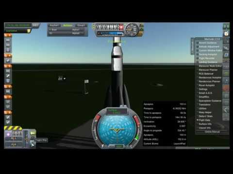 Kerbal Space Program RP-0 #5