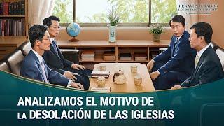 Clip de película evangélica: Analizamos el motivo de la desolación de las iglesias