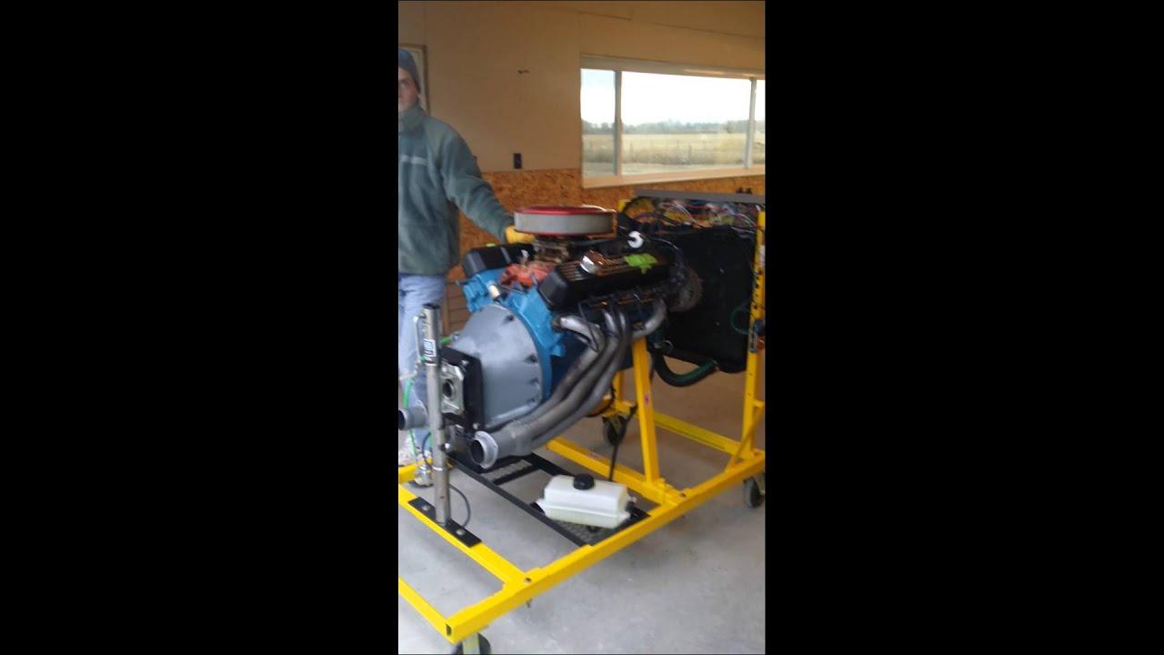 mopar 383 engine stand youtube. Black Bedroom Furniture Sets. Home Design Ideas