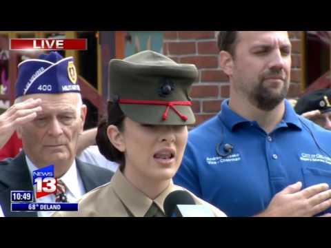 City of Orlando Veterans Day Parade 2016
