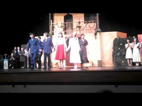 Vallivue High School Drama Cast 3.1.15
