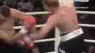 The Future King of HW Boxing, ALEXANDER POVETKIN Music Video