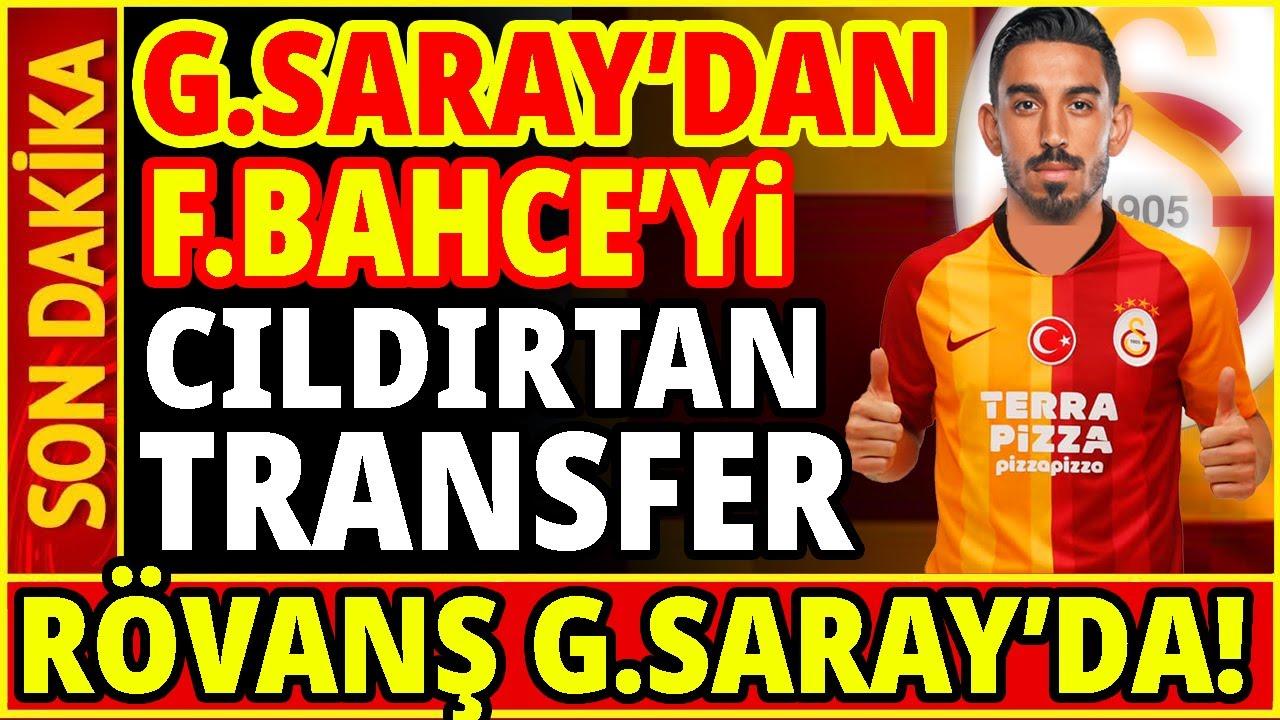 GALATASARAY'DAN FENERBAHÇE'Yİ ÇILDIRTAN TRANSFER! RÖVANŞ GALATASARAY'DA!