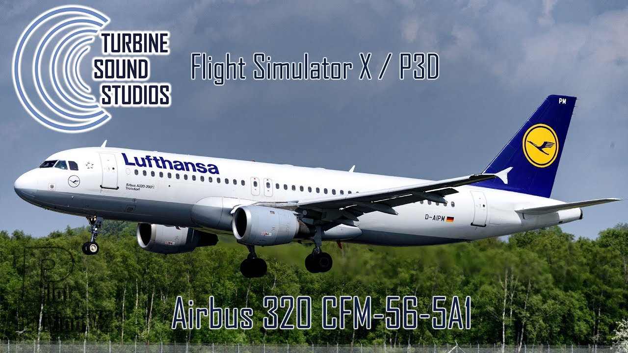 TSS Airbus 320 CFM56-5A1 Pilot Edition v2     - Just Flight