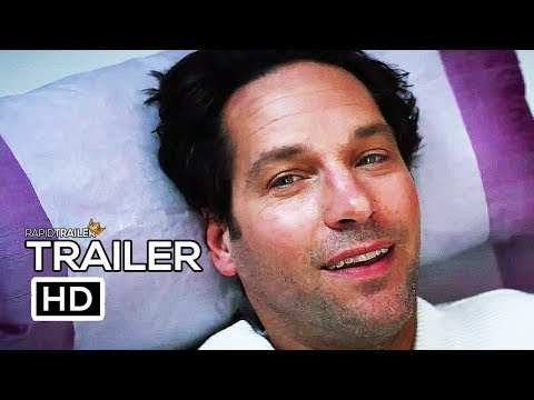 LIVING WITH YOURSELF Official Trailer (2019) Paul Rudd, Netflix Series HD