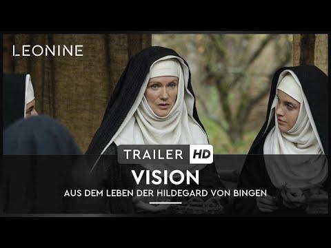 VISION - Aus dem Leben der Hildegard von Bingen | Trailer | Deutsch