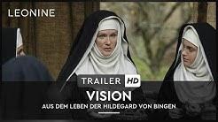 VISION - Aus dem Leben der Hildegard von Bingen   Trailer   Deutsch