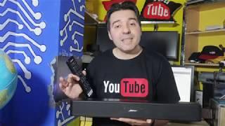 Soundbar Bose Solo 5 TV Sistema Audio 418775 Recensione