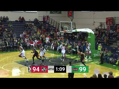 Josh Magette (20 points) Game Highlights vs. Maine Red Claws