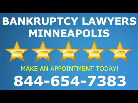 Bankruptcy Lawyers Minneapolis MN (844) 654-7383 Bankruptcy Attorneys