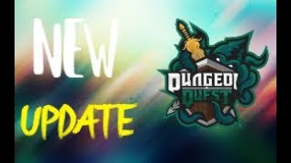 NEW DUNGEON QUEST UPDATEE - ROBLOX LIVE ✅ CARRY AND GIVEAWAY