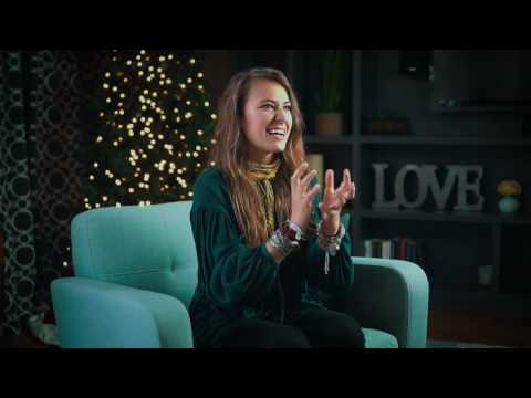 "Lauren Daigle explains ""What Child Is This"""