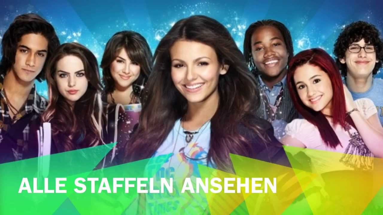 victorious staffel 3