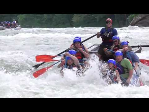 White Water Rafting - Lower New River