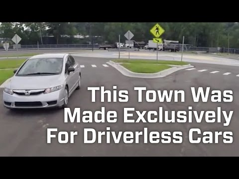 Michigan Has A New Town Exclusively For Driverless Cars
