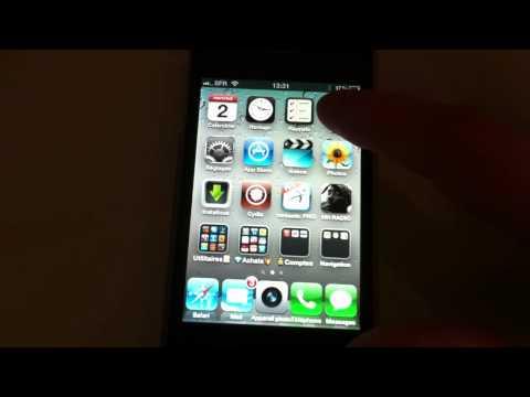 Comment activer les smileys/émoticônes sur iphone 4 - Astuce smartphone - Smiley Iphone