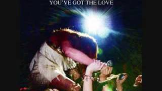 You've Got The Love (The Very Best + The xx + Florence and the Machine)