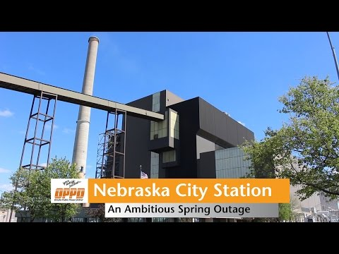 Nebraska City Station - An Ambitious Spring Outage