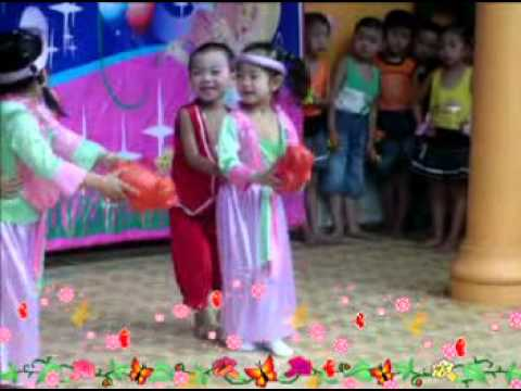 Ba ba di ban lon con   - Xuan Mai.mpg