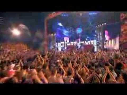 Simple Plan - Perfect World (live)