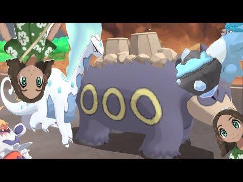 Pokémon Ultra Sun and Moon WiFi Battle #29: VS. Dean, Crabominable's Iron Fists! (1080)[PU]