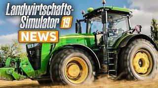 FARMING SIMULATOR 19: Multiplayer, Grafik, Releasedatum, Versionen und mehr - LS19 NEWS
