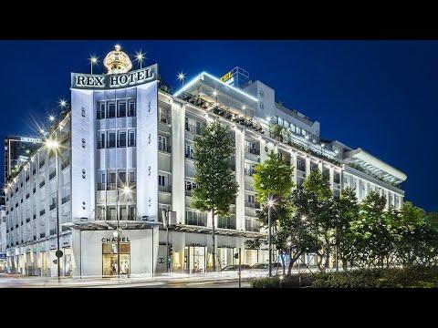 [SAIGONTOURIST GROUP] – KHÁCH SẠN REX | Khái quát các tài liệu liên quan đến rex hotel chi tiết nhất